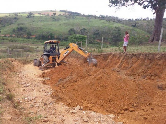 O distrito de União Baiana fica a 52,6 km da sede do município. (Divulgação)