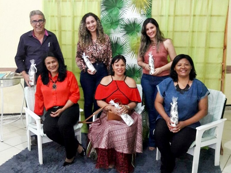 Equipe de palestrantes que abordaram temas diversos na área de psicopedagogia (Divulgação)