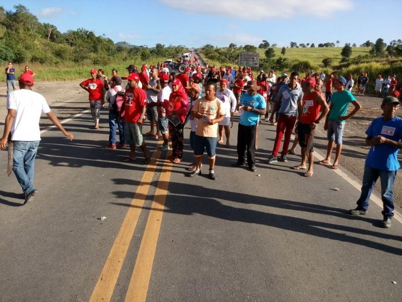 Manifestações ocorrem por todo o país. (Imagem: Rastro101)