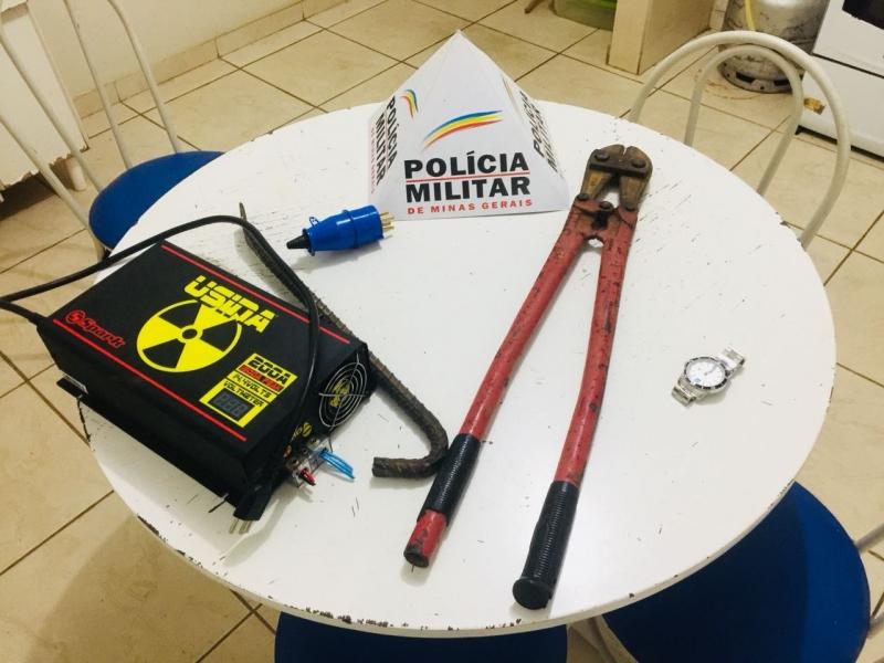 Divulgação / Polícia Militar-MG