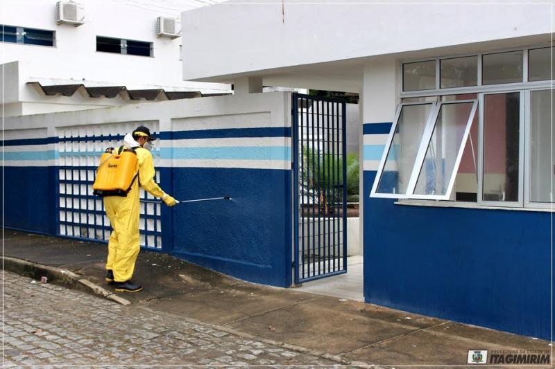 Divulgação/ASCOM-Prefeitura de Itagimirim