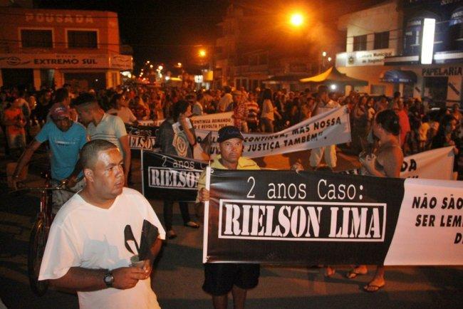 Caso Rielson Lima: Crime completa 2 anos sem respostas. (Foto: Polly Alves/Rastro101)