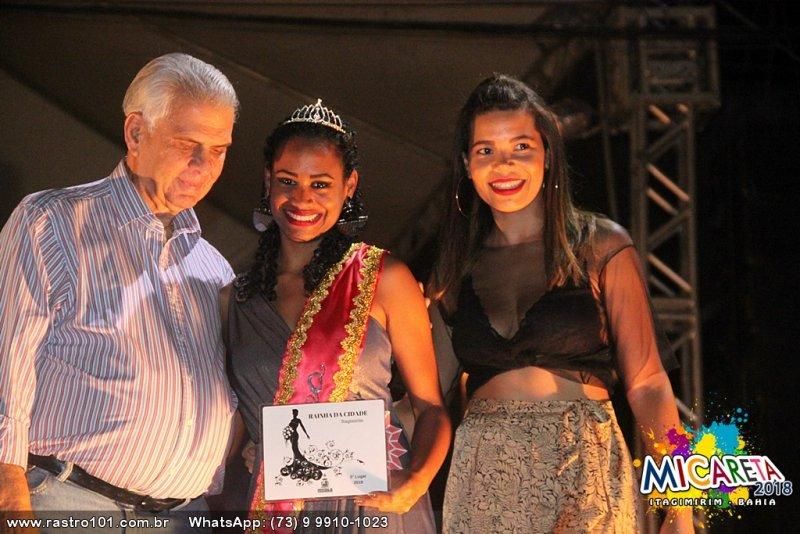 Deputado José Carlos Araújo prestigiou o Concurso e participou da entrega das premiações.