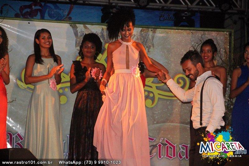 Marielle Oliveira conquistou o título de Rainha da Cidade (Polly Alves / Rastro101)