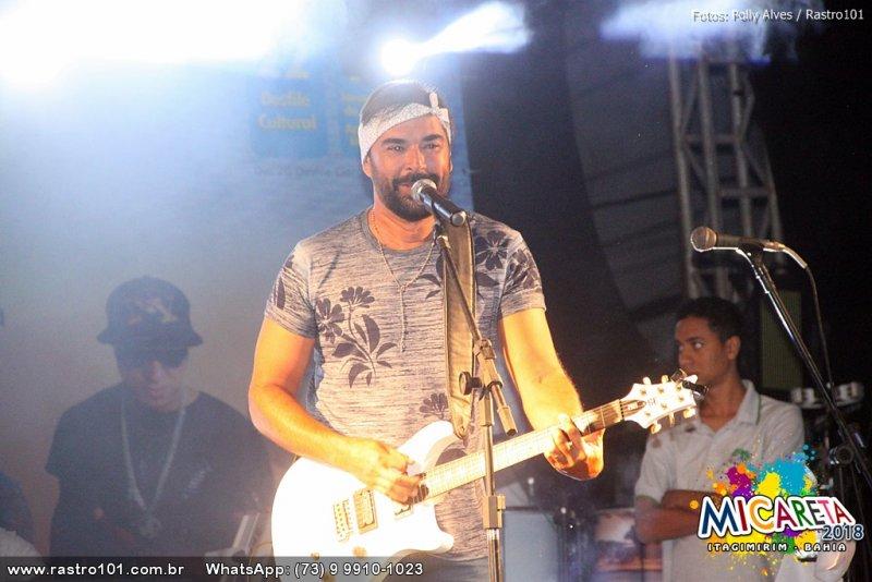 Noite ainda teve as bandas Bandana e André Lima e Rafael