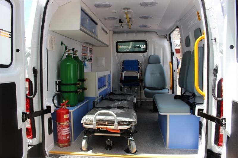 A ambulância em questão é destinada ao suporte básico, transporte inter-hospitalar de pacientes com risco de vida, sem necessidade de intervenção médica local. (ASCOM-Prefeitura de Itagimirim)