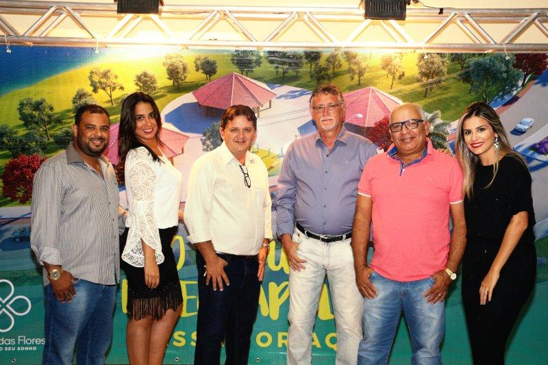 Estiveram presentes no evento representantes do Poder Público municipal, empresários, corretores de imóveis e representantes de órgãos de classe (Divulgação)