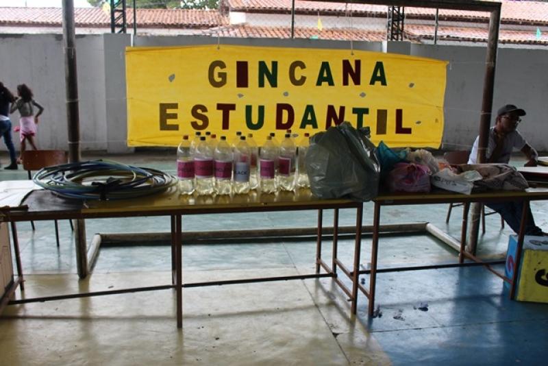 O evento, promovido pela direção do Colégio Othoniel, ocorre todos os anos para celebrar o Dia do Estudante, comemorado em 11 de agosto. (Ascom-Prefeitura de Itagimirim)