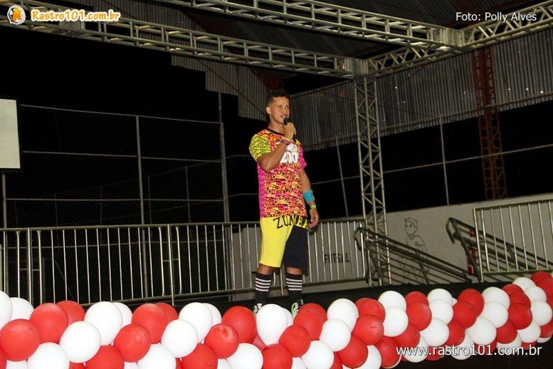 Para o organizador do evento, Eric Ferreira, foi um momento de alegria, diversão e solidariedade (Polly Alves/Rastro101)