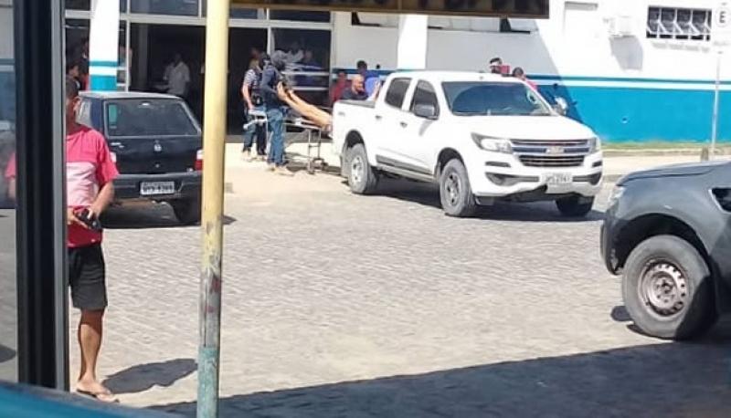 Bandidos foram encaminhados ao hospital, mas acabaram não resistindo. (Itamaraju Notícias)