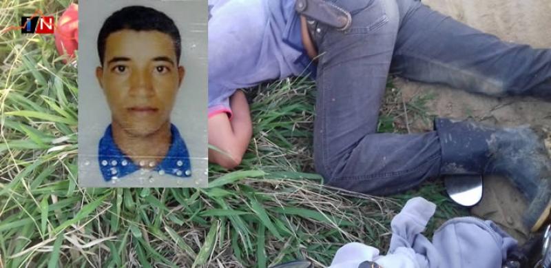 Informações da polícia indicam que a vítima era um trabalhador rural (Foto: Itamaraju Notícias)