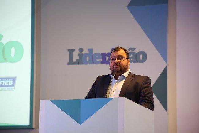 Palestrante Leandro Henrique Mosello Lima – Comissão de Meio Ambiente e Agronegócio da OAB/BA (Divulgação)