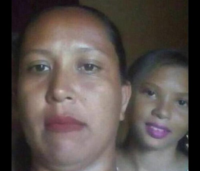 Mãe e filha foram assassinadas. (Reprodução)