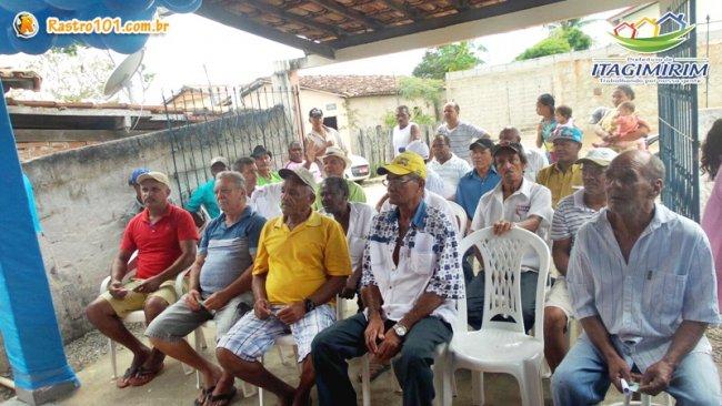 Homens com mais de 40 anos participaram de palestras e receberam dicas de como cuidar da própria saúde. (Foto: Divulgação)