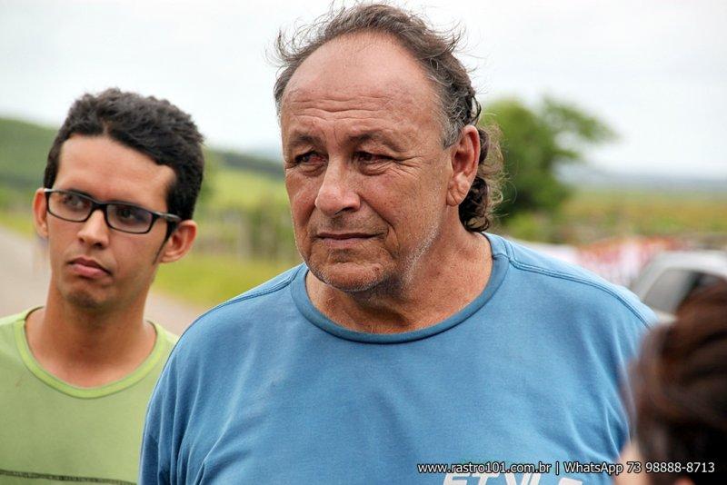 O empresário Osmário Gama teve uma caminhonete roubada recentemente na estrada. (Foto: Rastro101)