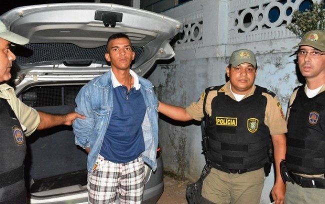 Renato Guilherme, 24 anos, autor do crime (Foto: Reprodução Agreste Violento)
