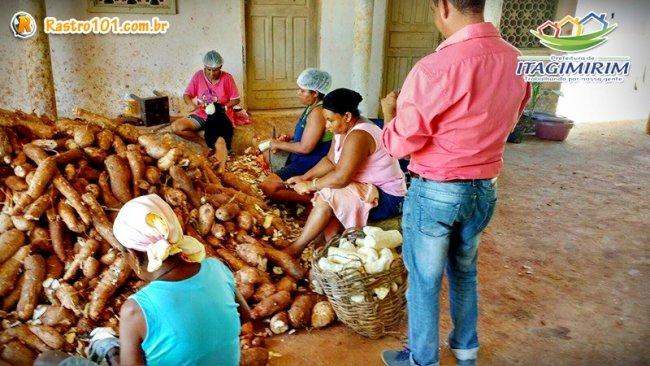 Número de famílias beneficiadas pelo Programa de Aquisição de Alimentos (PAA) aumentará de 40 por semana para 60. (ASCOM)