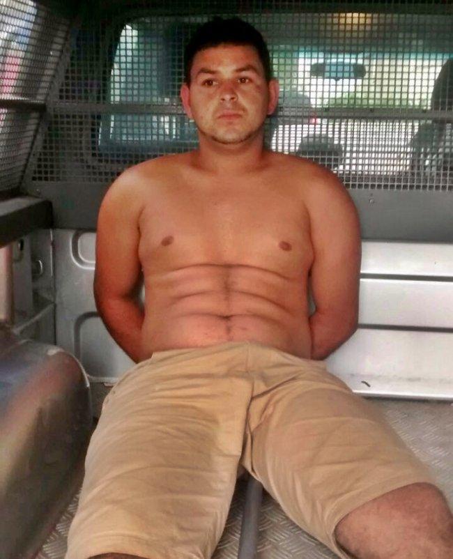 Josué é acusado de ter participado na morte do policial militar no final do ano passado. (Foto: Divulgação/PM)
