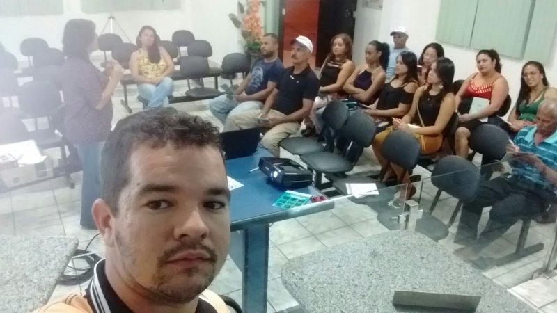 Palestra sobre Micro Empreendedor Individual em Itagimirim. (Divulgação)