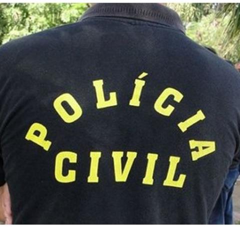 Polícia Civil participou das manifestações em protesto à Reforma da Previdência (Divulgação)
