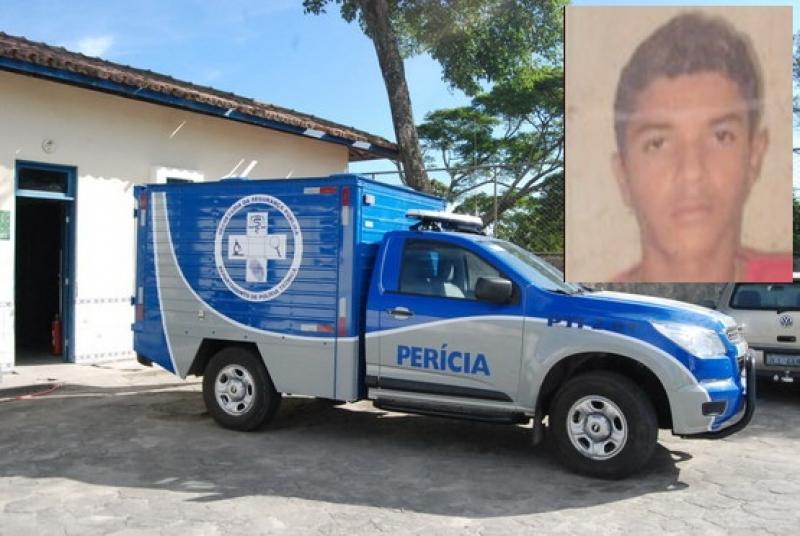 Corpo da vítima foi encaminhado ao IML de Porto Seguro.(Foto: O Baianão)