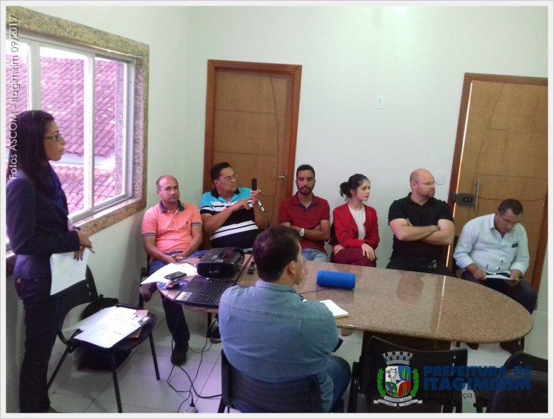 A Prefeitura Municipal de Itagimirim adere ao programa REDESIM em parceria com o SEBRAE