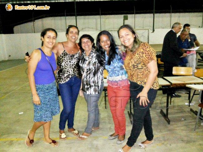 Conselheiras tutelares eleitas para o município de Itagimirim. (Foto: Rastro101)