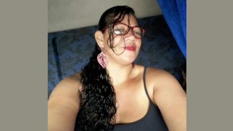 Vítima foi identificada como Sandra. (Imagem: Reprodução)