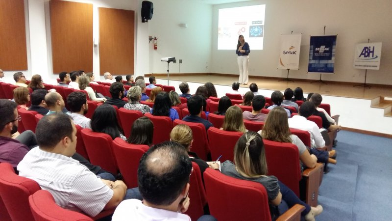 Em Porto Seguro, foram dois dias de interação com novas tendências de mercado e aplicabilidade de técnicas e direcionamentos do setor, focando ampliação da receita e otimização de preços