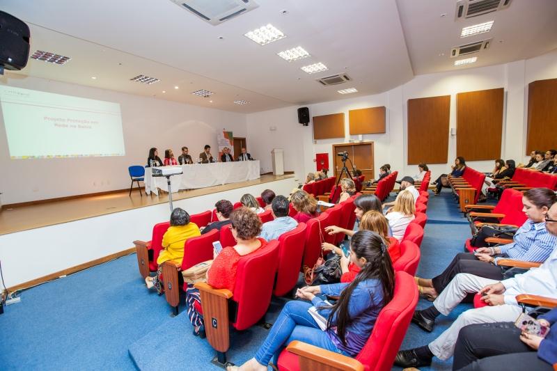 O evento foi uma uma iniciativa da Childhood, Veracel Celulose em parceria com os municípios de Santa Cruz Cabrália, Porto Seguro e Eunápolis. (Divulgação)<br />
