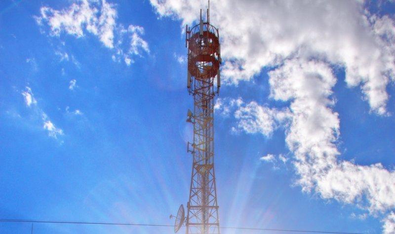 Torre de telefonia em Itagimirim (Rastro101)