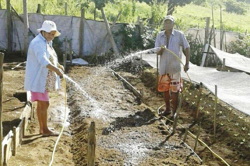 População de União Baiana sofreu durante 9 anos sem água (ASCOM)