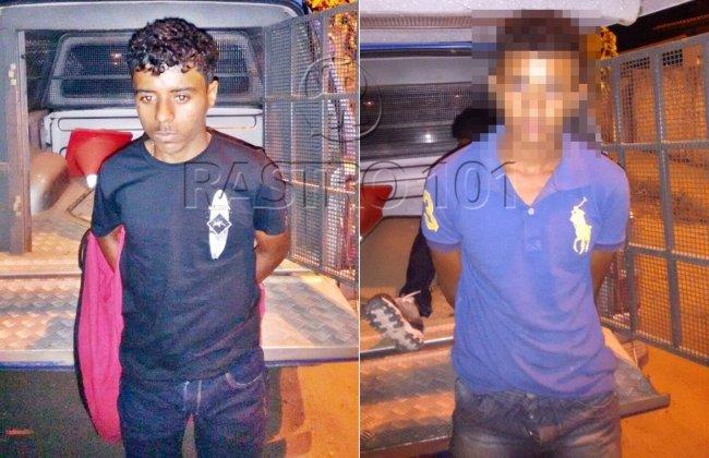 Dupla assaltou professora que estava na porta de sua casa em Itagimirim. (Rastro101)