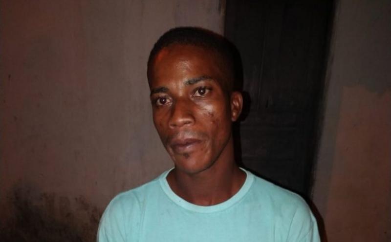 Homem já havia sido preso por homicídio em 2018. (Polícia/Divulgação)