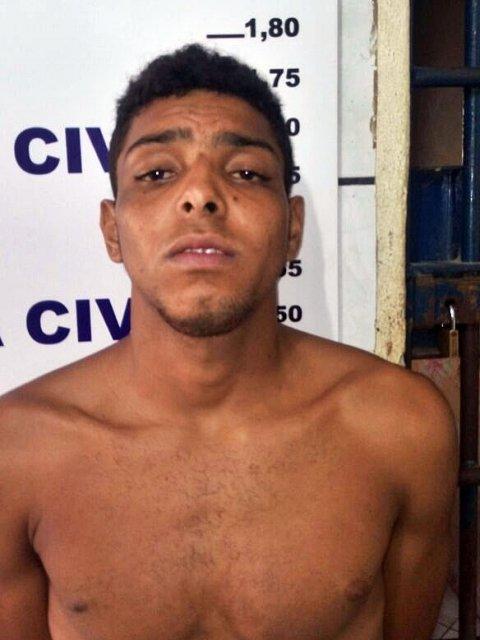 Thiago já havia sido preso por tentativa de estupro. (Arquivo/Rastro101)