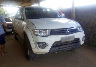 Bandidos abandonaram a Triton roubada depois que apresentou falha nos freios. (Foto: Rastro101)