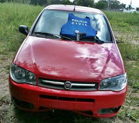 Investigações da polícia resultaram na recuperação do veículo. (Foto: Divulgação)