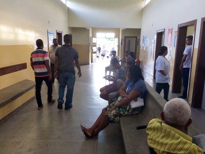 Atendimento médico no Hospital Luis Eduardo Magalhães começa a ser normalizado. (Foto: ASCOM)