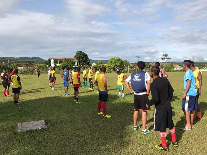 Equipe está sendo montada com atletas de Itagimirim. (Divulgação)