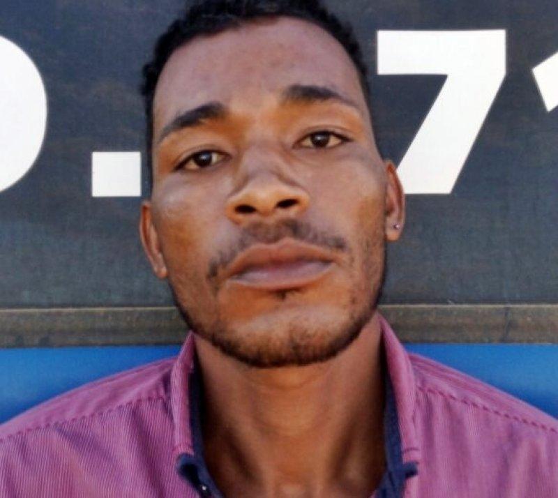 Seu Madruga foi preso pela segunda vez em Itagimirim. (Divulgação/PM)