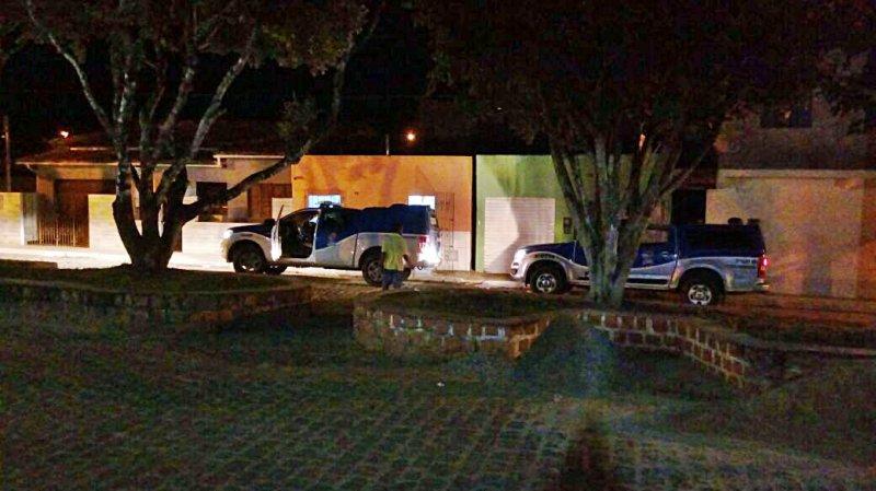 Casa estava sendo usada como boca de fumo em Itagimirim, segundo polícia. (Foto: Rastro101)