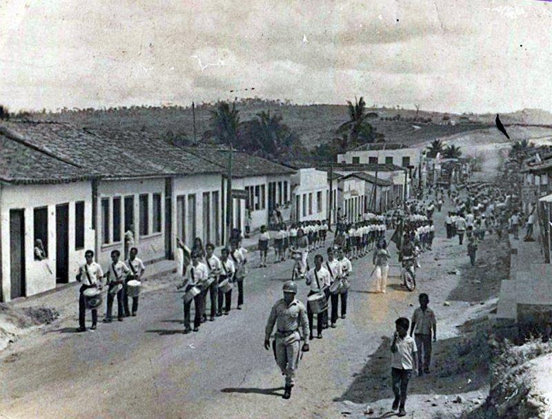 História de Itagimirim será contada em um livro escrito por Othoniel Ferreira (Divulgação)
