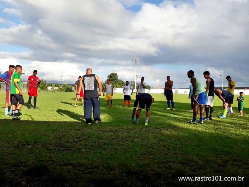 Copa do Descobrimento começa no final de fevereiro em Eunápolis (Divulgação)