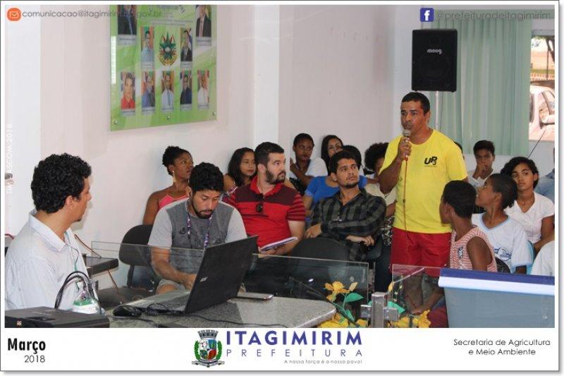 População participou ativamente dos debates (ASCOM)