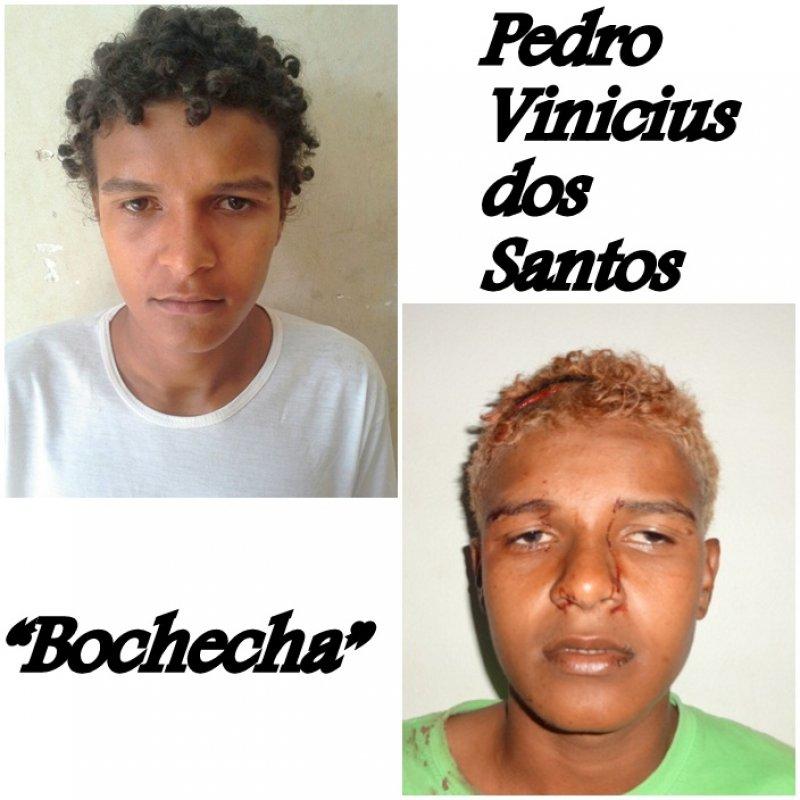 Buchecha era um dos bandidos mais procurados do sul da Bahia (Divulgação)