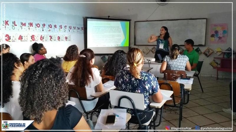 O evento contou com a participação de profissionais da Saúde do município, vereadores, comunidade local, representantes de associações, dentre outros. (Ascom-Itagimirim)