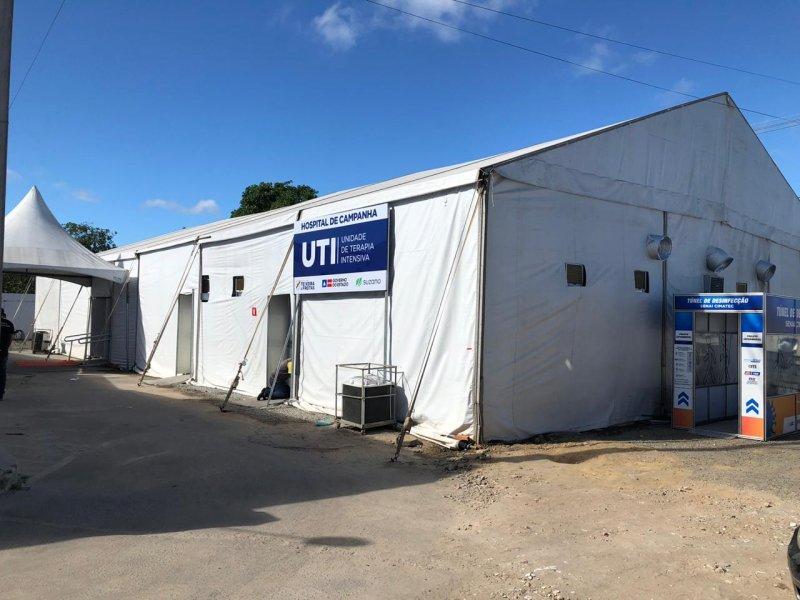 Unidade localizada no Extremo Sul do estado conta com 20 leitos de UTI. (divulgação)