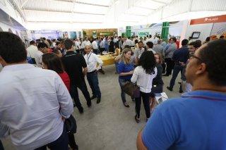 A Rodada de Negócios foi o ponto alto do dia com encontros entre empresas compradoras e outras vendedoras de produtos e serviços. (Foto: Divulgação)