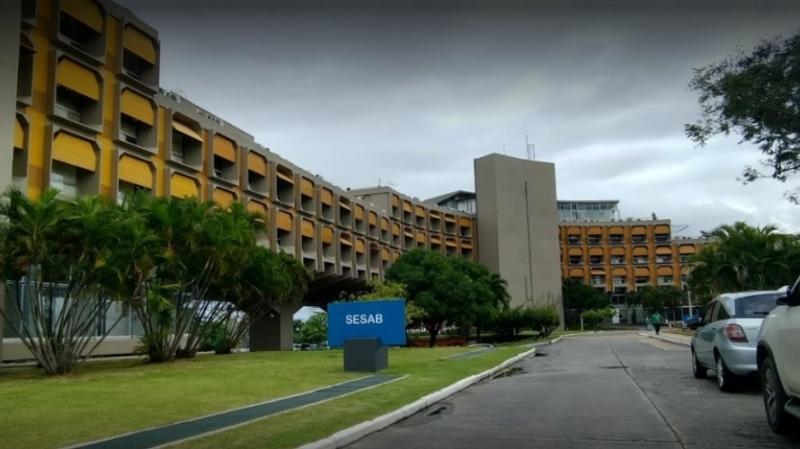Secretaria de Saúde da Bahia. (Reprodução)