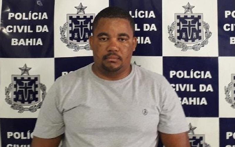 Imagem do acusado. (Divulgação/Polícia Civil)